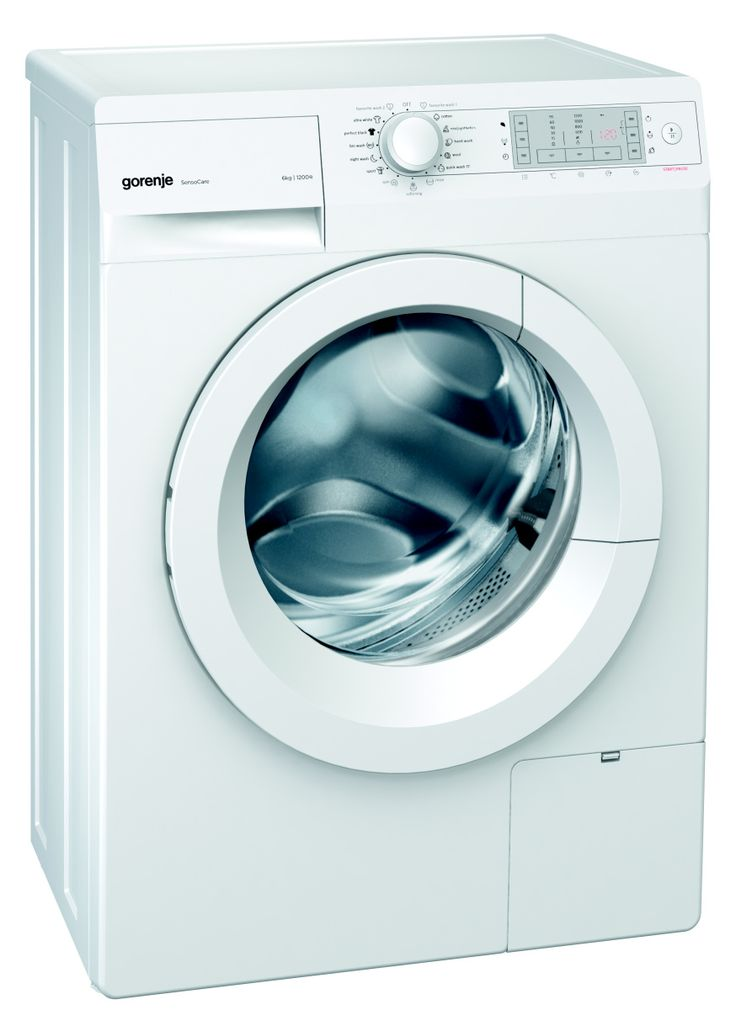 6700,a+++,1200otacek, 6kgpradla Pračka s předním plněním GORENJE W 6423/S Essential | levneELEKTRO.cz