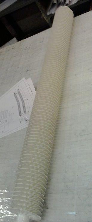 Retro Revolution FO: radiator in the industrial style, Retro Heizkörper. Industriedesign. Sondermaße möglich, Le radiateur sur pieds Retro Revolution propose un style rétro avec une grande puissance, c'est un radiateur en forme de tube entouré d'une ailette. HOTHOT radiators.