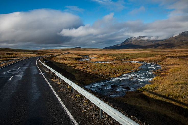 Crossing a bridge while driving along Route 1 in south Iceland photo by Baráth Mix Levente https://www.facebook.com/mixtremevideos/?fref=photo