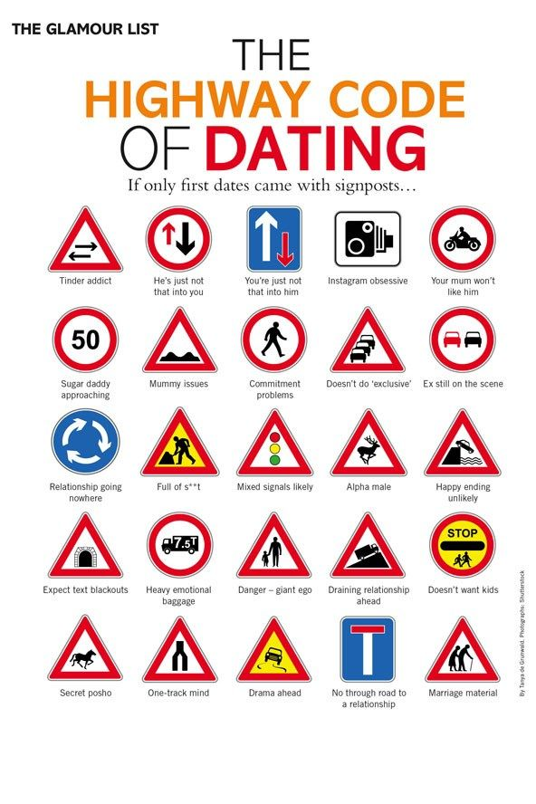 the highway code of dating Updates to the highway code keep up to date on the highway code by using the latest published version on the government's website.