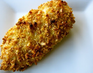 peanut crusted chicken breasts