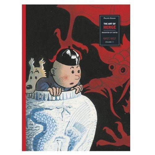 Tintin | The Art of Herge Vol. 1 | Tintin | Bloomsbury Store