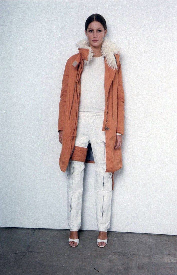 Helmut Lang Fall 1999 Ready-to-Wear Collection Photos - Vogue
