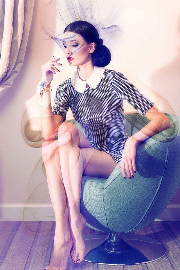 Waiting For by Koty Photography by Koty 2 @ www.koty2.com Model: Ida Sayk @ Fashion Color Stylist: Rozena Grey Make-up Artist: Sonia Zieleniewska Hair: Fabian Marciniak