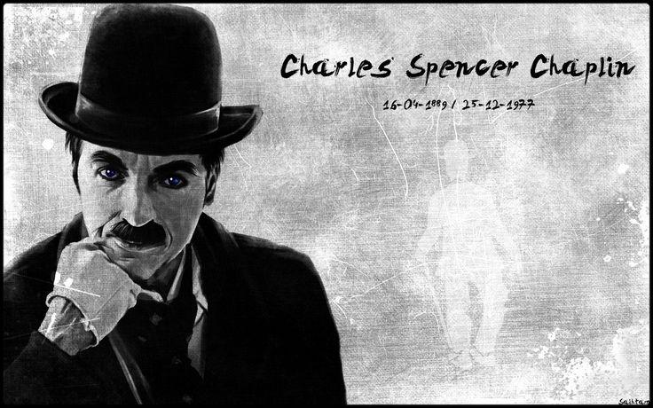 Чарли Чаплин, размер: 1440x900 пикселей