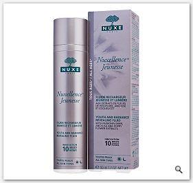 NUXE Nuxullance Jeunesse Fluid-Serum przeciwstarzeniowe dla kobiet 50ml