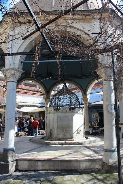public fountain in IZMIR-TURKEY by LEYLA CANDAN TASATMANLAR, via Flickr