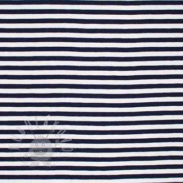 Úplet Stripe Marine mini dark blue