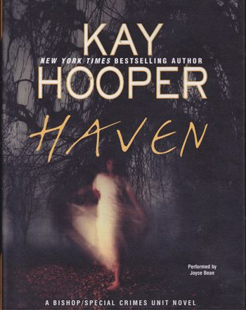 """Book Review of Kay Hooper's """"Haven"""" by Candace Salima on US Daily Review: http://usdailyreview.com/book-review-haven-by-kay-hooper: Crime United,  Dust Jackets, Book Worth, Candace Salima, Book Review, Book Reading, Book Jackets, Bishop Species Crime, Haven Bishop Species"""