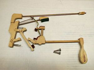 UPRIGHT SPINET PIANO DROP ACTION PARTS WHIPPEN/WIPPEN DAMPER ...