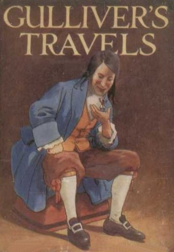 gulliver travels as a satire Satire for swift was the mode of his sovereignty and transgression1 as any  the  closing discussion of the last voyage of gulliver's travels examines the.