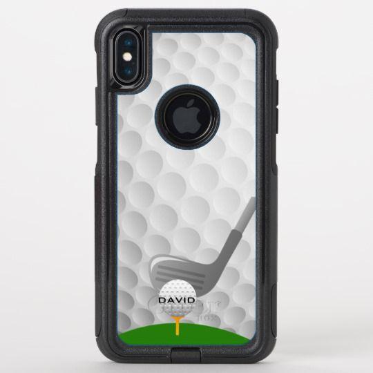 info for cc631 87fff Golfing Design Otter Box OtterBox Commuter Samsung Galaxy S8 Case ...