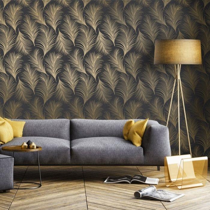 1001 Secrets Pour Reussir La Deco Jaune Moutarde Decoration