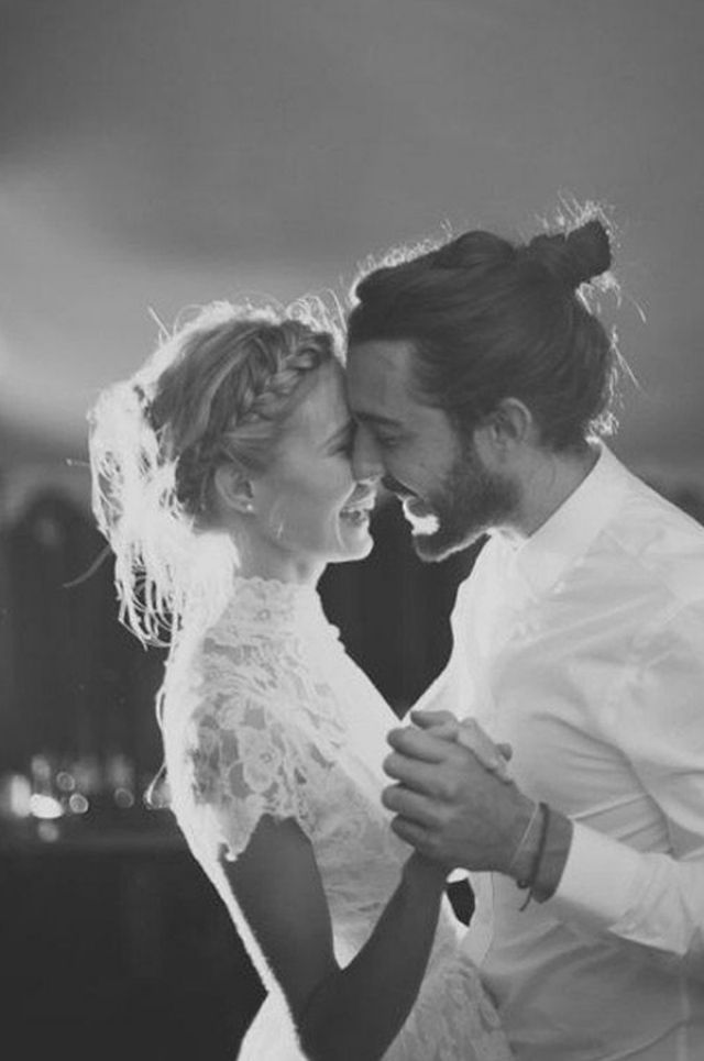 Romantische trouwfoto's waar wij blij van worden | ThePerfectWedding.nl