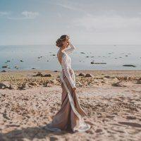 Длинные свадебные платья фото | Nevesta.info