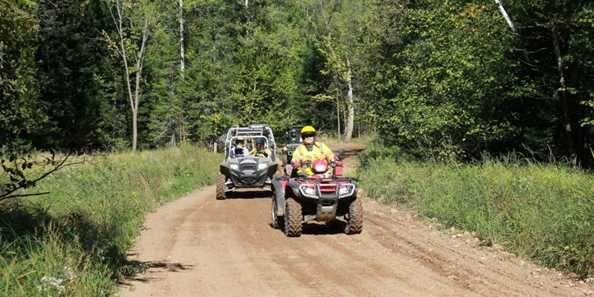 Burnett County Atv Trails Travel Wisconsin Wisconsin Travel Ohv Trails Atv