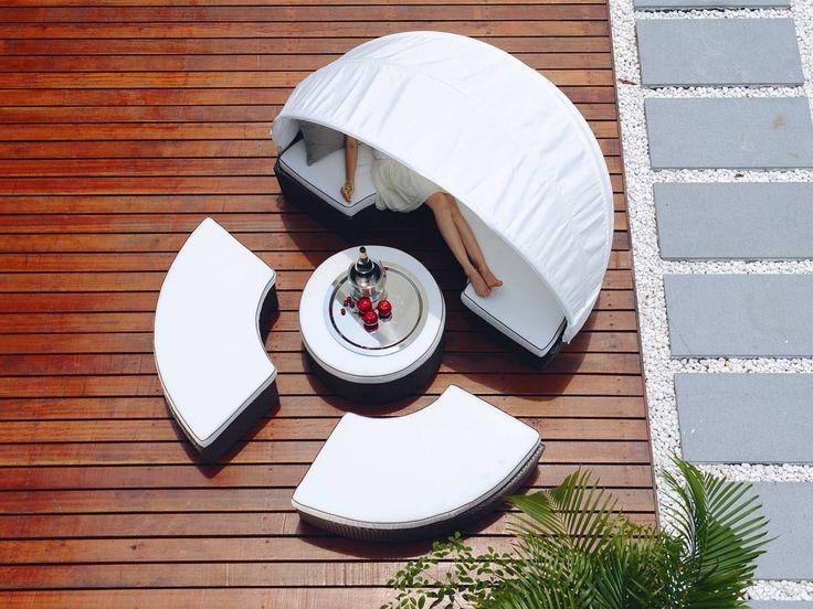 Ταξιδέψτε σε ονειρεμένες γωνιές απόλυτης χαλάρωσης! #Outdoor #furniture «Baleares» @ #Porcelana! http://bit.ly/1uF5ywd