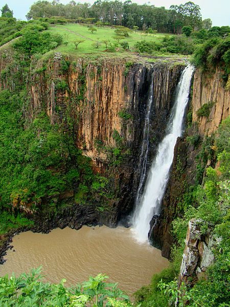 Howick Falls http://www.n3gateway.com/the-n3-gateway-route/howick-umngeni-community-tourism-organisation.htm