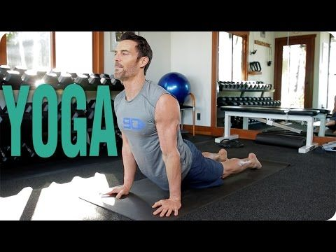 Tony Horton's Daily Yoga Routine - The Beachbody Blog - 20 min VIDEO! FREE!