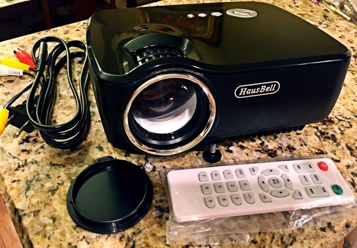 Hausbell Portable Projector Review