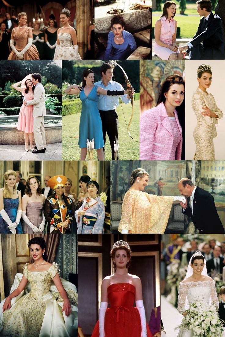 The Princess Diaries and The Princess Diaries 2: Royal Engagement (love this movie, especially for Chris pine, guilty pleasure hahaha)