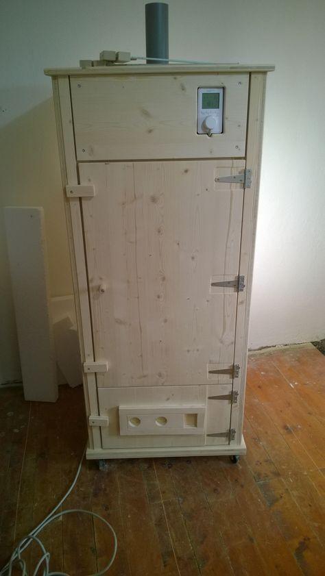 Räucher Ofen / Kammer zum kalträuchern Bauanleit…