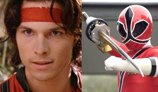 A former star of the Power Rangers TV series has been arrested on suspicion of fatally stabbing his roommate with a sword.