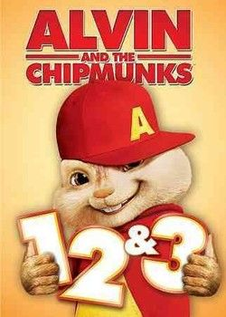 ALVIN AND THE CHIPMUNKS TRIPLE FEATUR