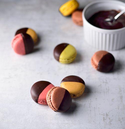 東京マリオットホテルから、チョコレートの宝石箱「ビジュー」バレンタイン限定ブラウニーやマカロンも登場