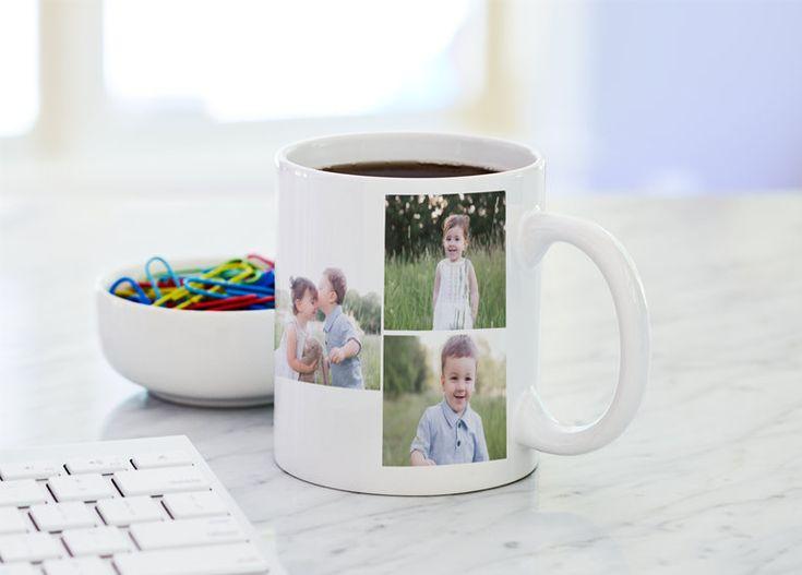 Mugs personnalisés, tasses et mugs photo | Vistaprint