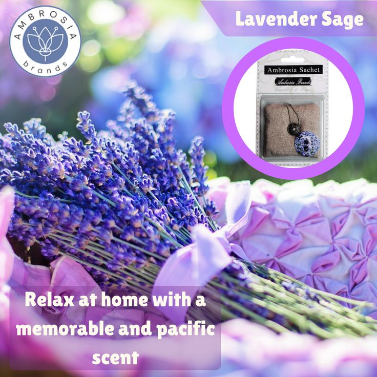 A scent that smells like geranium rose, amber crystals, exotic patchouli leaf. It's a calm, peaceful, relax & anti-anxiety scent that helps you in promoting a peaceful sleep💐🌸.   Link in Bio: @AmbrosiaScents   Visit http://www.ambrosia-scents.com  for more. #WeLoveScents #lavender #sage
