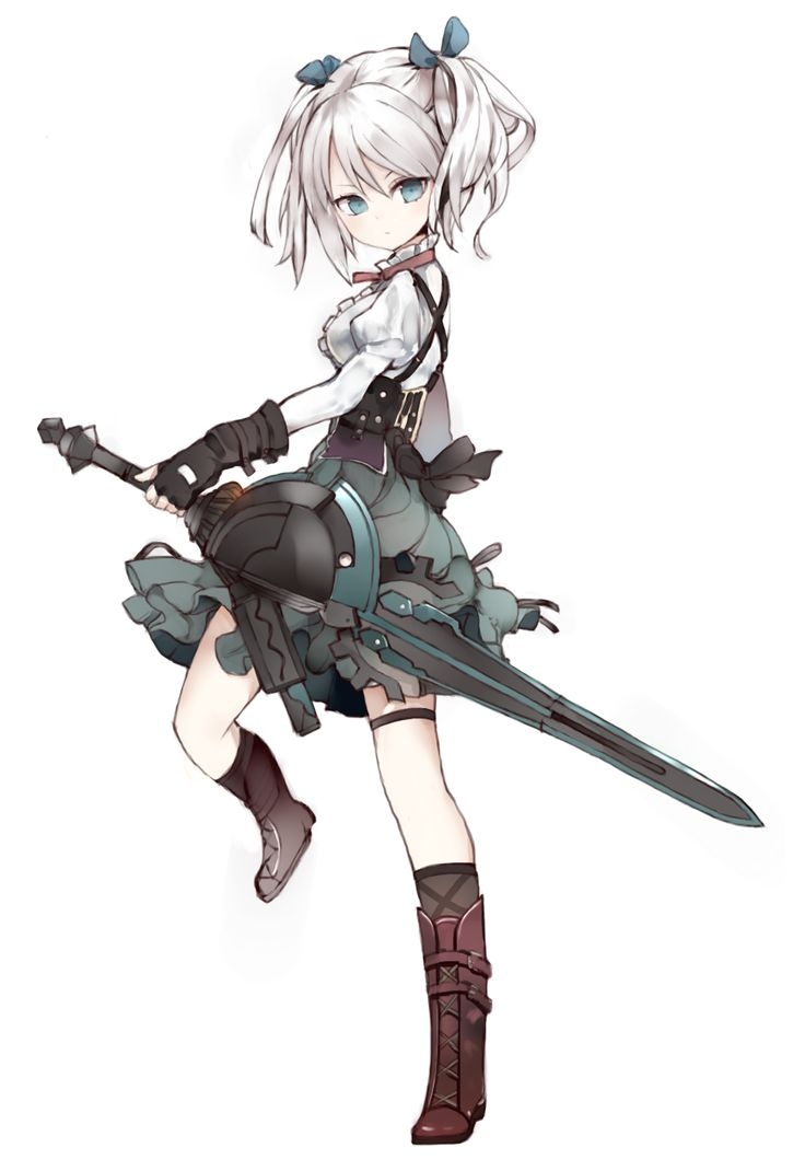 Anime Character 2 : Best images about god eater on pinterest rpg design