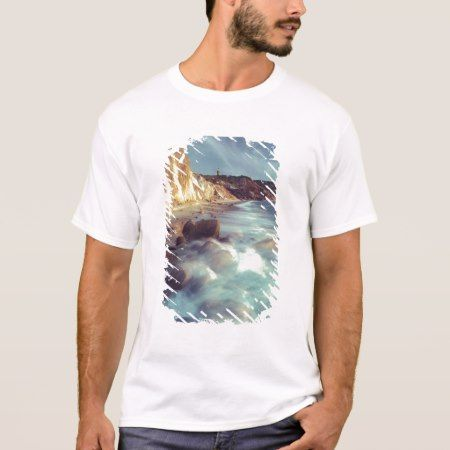 Gay Head Point, Martha's Vineyard, T-Shirt - click to get yours right now!