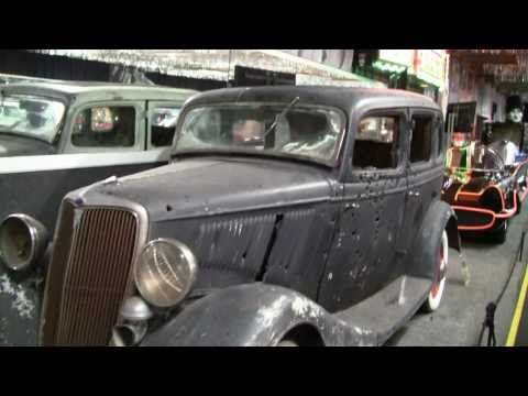 Awesome Bonnie and Clyde Car - YouTube