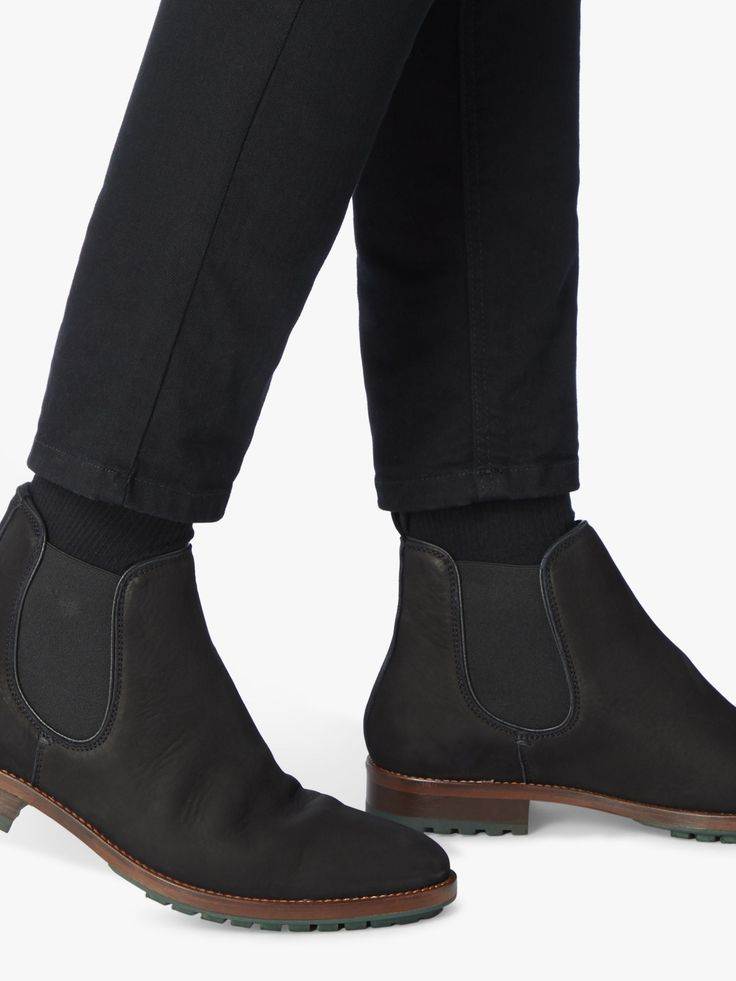Dune Cedars Cleated Sole Chelsea Boots in 2020 | Boots