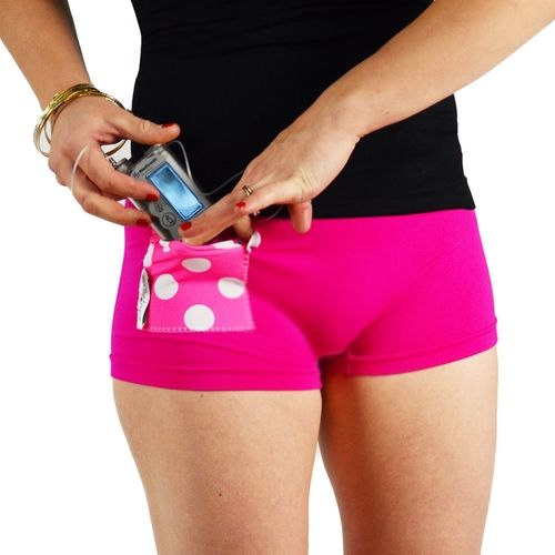 """GIVEAWAY: """"PumpBrief"""" Underwear with a Special Pocket to Hold Your Insulin Pump!"""