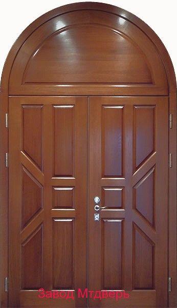 эксклюзивыне входные металлические арочные двери