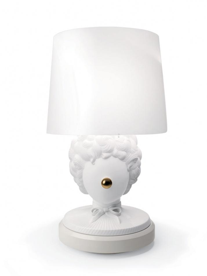 The Clown Lamp by Jaime Hayón for Lladro
