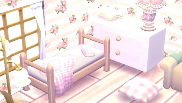 Faunas Cute Messy Room 0405 7734 791 Animal Crossing Happy Home Designer Animal Crossing Game