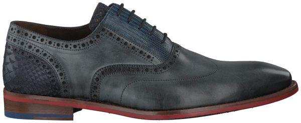 Grijze Floris van Bommel Geklede schoenen 19062