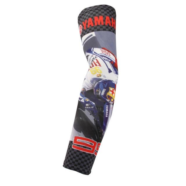 1 PAIR ARM WARMERS RUNNING UV SUN PROTECTION PROTECTIVE ARM SLEEVE BIKE SPORT ARM WARMERS COVER MANGUITOS CICLISMO BRAZO