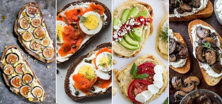 12 incredible creations show toast is much more than breakfast.