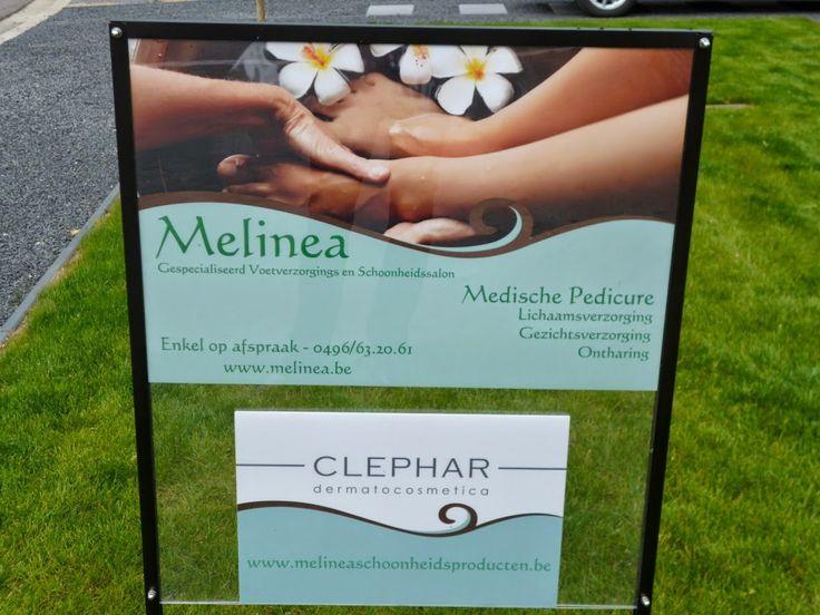 Melinea - Gespecialiseerd voetverzorgings-en schoonheidssalon