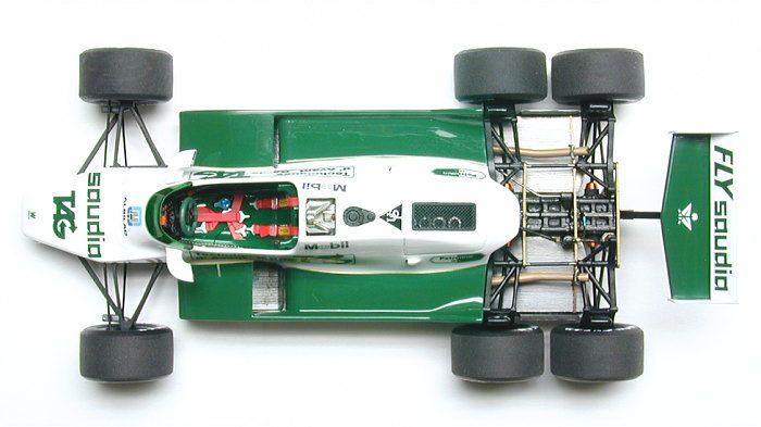 Los otros seis ruedas de la historia aparte del tyrell p34