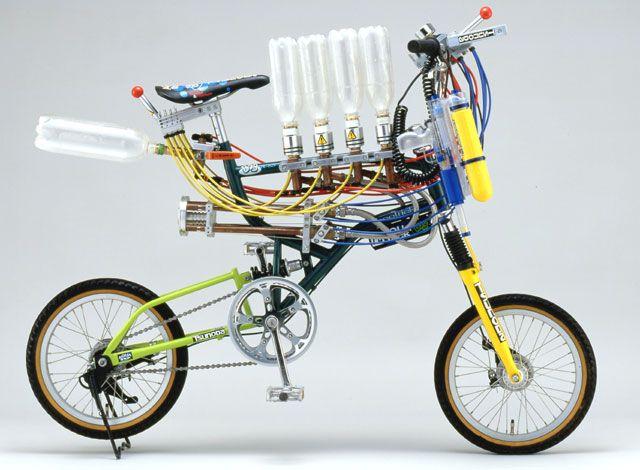 Shukuno Rintendo Bicycles