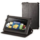 Kindle Fire Genuine Leather Cover by Marware, Black (does not fit Kindle Fire HD) (Accessory)By Marware