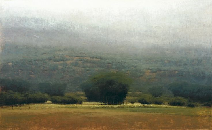 """""""Spring Landscape"""" by Michael Workman   newvisionart"""