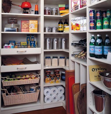1000 Images About Pantry On Pinterest Kitchen Pantries
