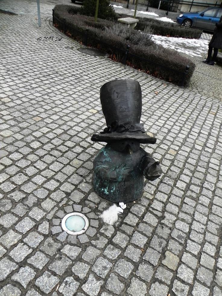 The little dwarfs in Wroclaw