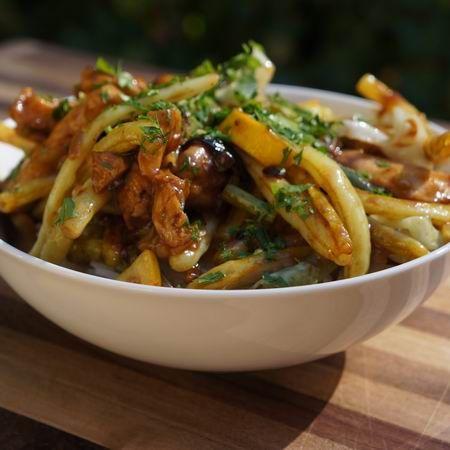 Egzotikus csirke sok zöldséggel Recept képpel -   Mindmegette.hu - Receptek